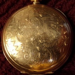 Rockford Grade 810 Pocket Watch