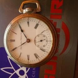 Hamilton Grade 925 Pocket Watch