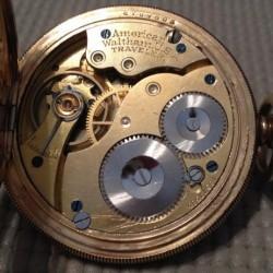 Waltham Pocket Watch #18577383