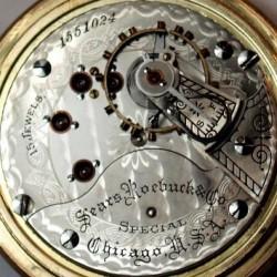 Illinois Grade 51 Pocket Watch