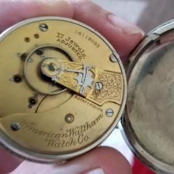 Waltham Grade No. 85 Pocket Watch