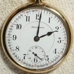 Illinois Grade 107 Pocket Watch
