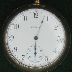Elgin Grade 313 Pocket Watch