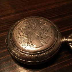 Elgin Grade 70 Pocket Watch