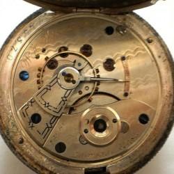 Hampden Grade No. 30 Pocket Watch