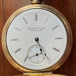 Hamilton Grade 976 Pocket Watch