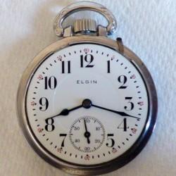 Elgin Grade 342 Pocket Watch