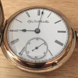 Elgin Grade 82 Pocket Watch