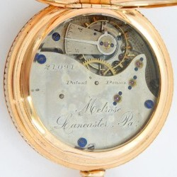 Lancaster Watch Co. Grade Melrose Pocket Watch