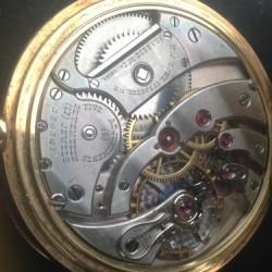 Longines Grade  Pocket Watch