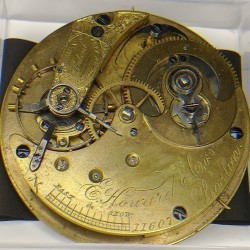 E. Howard & Co. Grade Early - Unknown Pocket Watch Movement