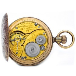 Elgin Grade 298 Pocket Watch