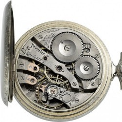 Elgin Pocket Watch #17000087