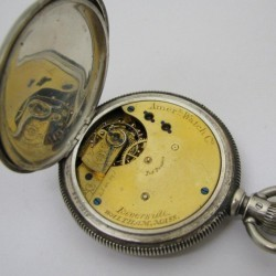 Hamilton Pocket Watch #1146381