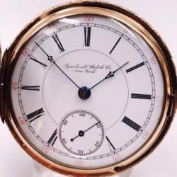 Rockford Grade 69 Pocket Watch