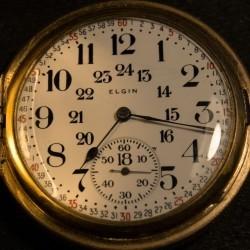 Elgin Grade 337 Pocket Watch