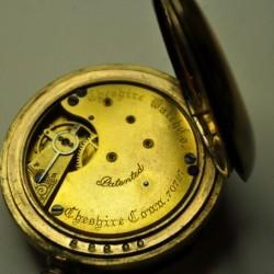 Cheshire Watch Co. Pocket Watch Grade  #70727