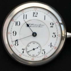 Hamilton Grade 927 Pocket Watch