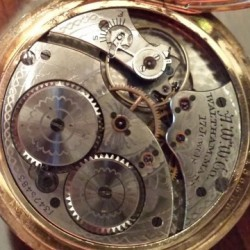 Waltham Pocket Watch #13425483
