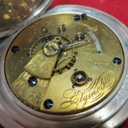 Elgin Grade 69 Pocket Watch