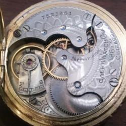 Elgin Pocket Watch #7528961