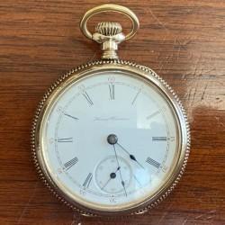 Hamilton Grade 930 Pocket Watch