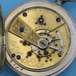 Waltham Grade P.S. Bartlett Pocket Watch