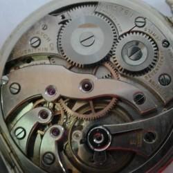 Hamilton Pocket Watch #615761