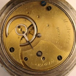 Elgin Grade 59 Pocket Watch