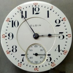 Elgin Grade 368 Pocket Watch