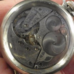 Waltham Pocket Watch #11005053