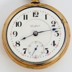 Rockford Grade 910 Pocket Watch