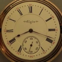 Elgin Grade 156 Pocket Watch