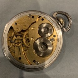 Waltham Grade Traveler Pocket Watch