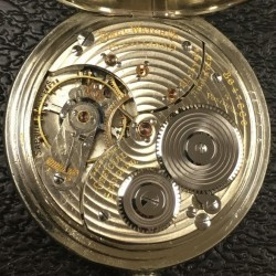 Ball - Hamilton Grade 999P Pocket Watch