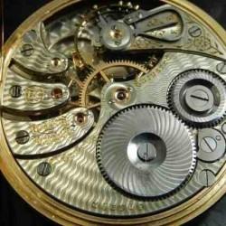 Rockford Grade 525 Pocket Watch