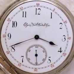 Elgin Grade 108 Pocket Watch