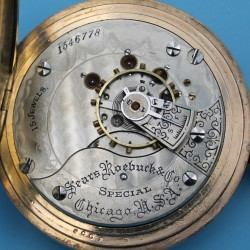 Illinois Grade 51 Pocket Watch