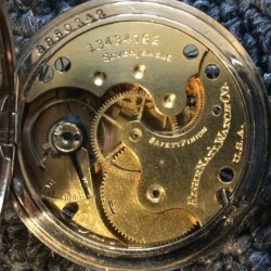 Elgin Grade 289 Pocket Watch