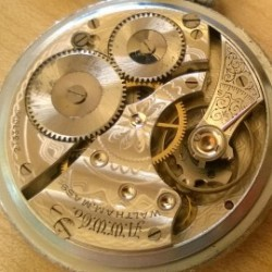 Waltham Pocket Watch #21337999