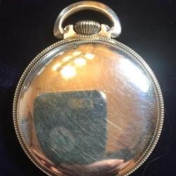 Hamilton Grade 992 Pocket Watch