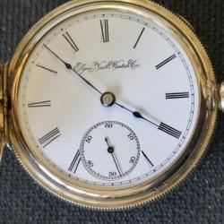 Elgin Grade 169 Pocket Watch