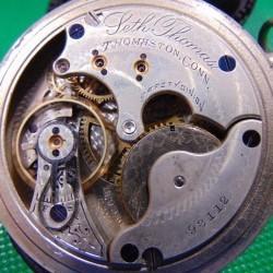 Seth Thomas Grade 171 Pocket Watch