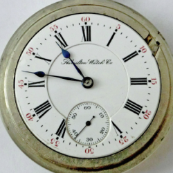 Hamilton Grade 936 Pocket Watch