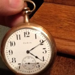 Elgin Grade 293 Pocket Watch
