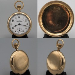 South Bend Grade 223 Pocket Watch
