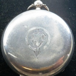 Waltham Grade W.W.Co. Pocket Watch