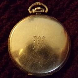 E. Howard Watch Co. (Keystone) Grade Series 14 Pocket Watch
