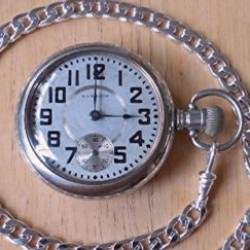 Hamilton Grade 937 Pocket Watch
