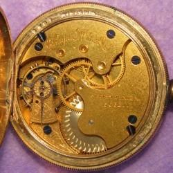 Hampden Pocket Watch #506411